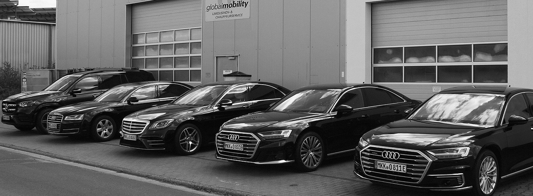 Die nachhaltigen E-Fahrzeuge von Global Mobility